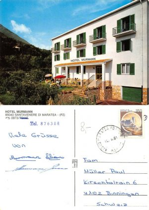 HOTEL MURMANN 81